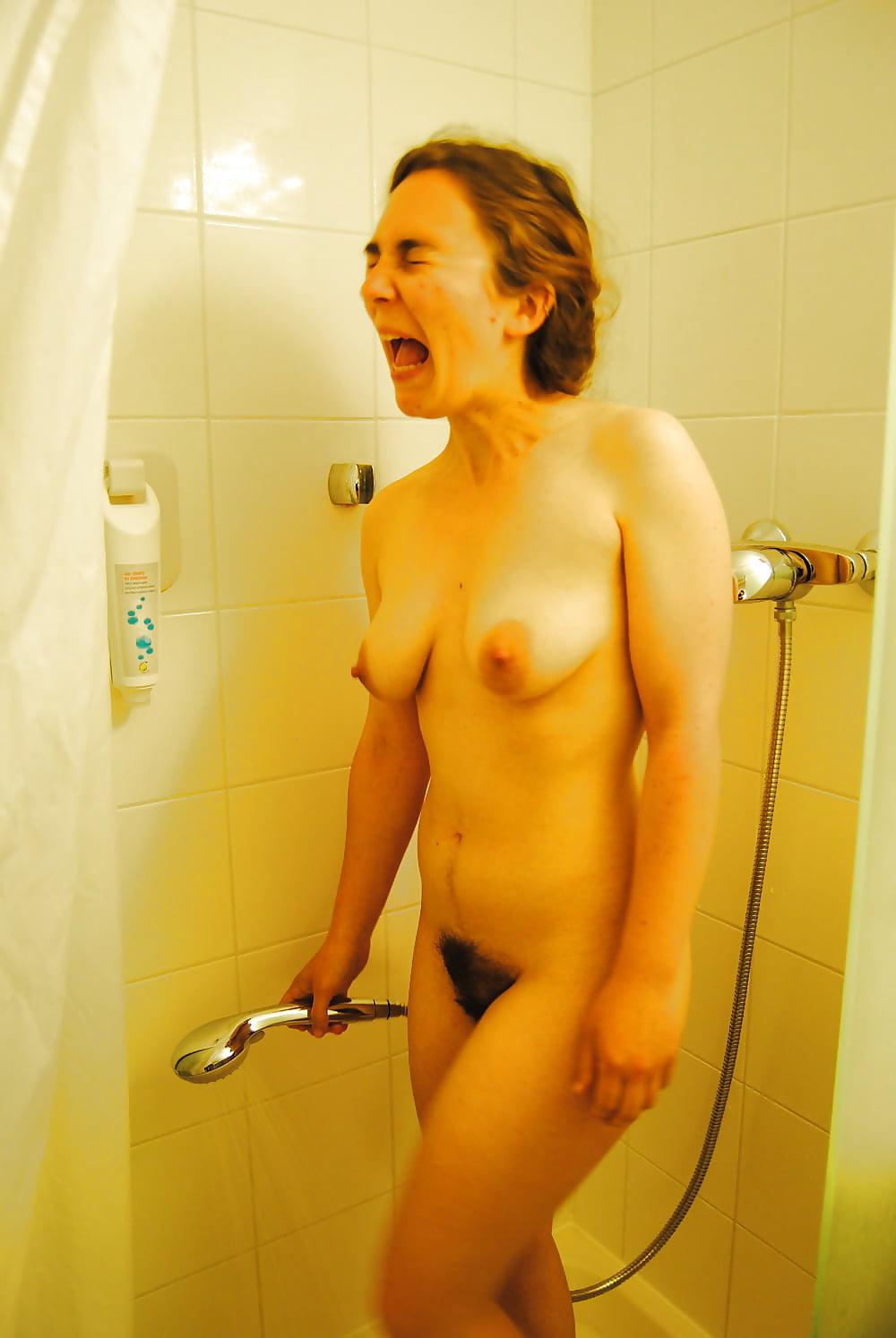 Drunk Mom Caught Naked