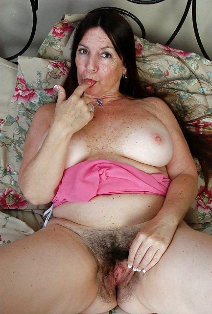 Hairy Mature Beautiful Queen - 15 Pics - Xhamstercom-1447