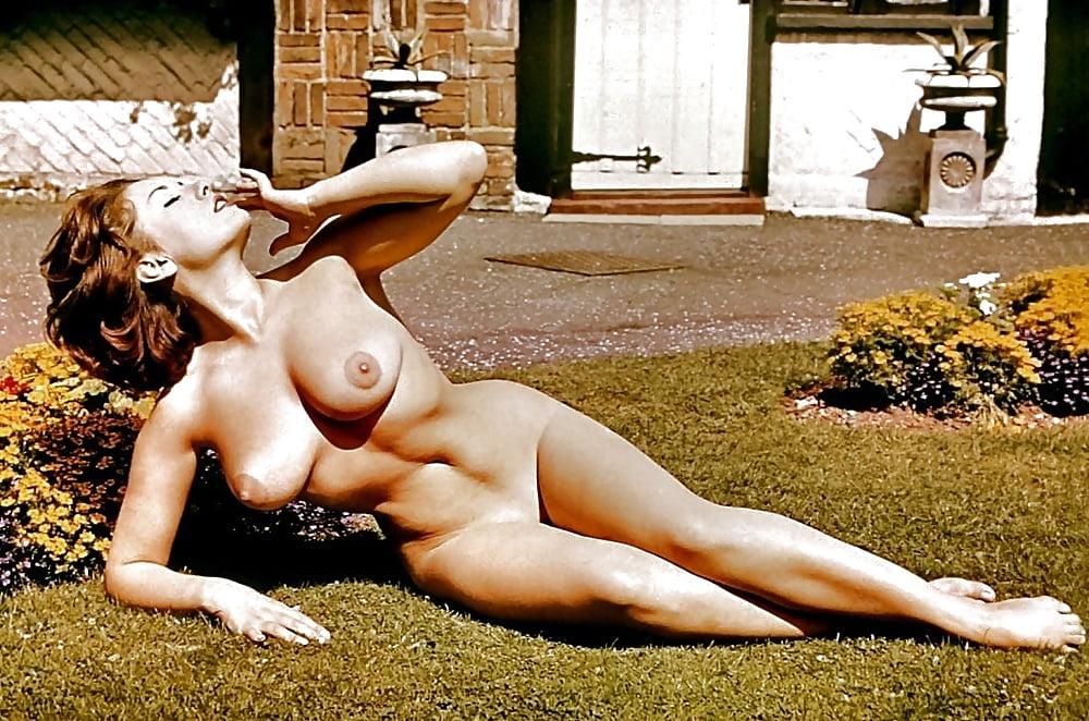 Erotica nude vintage