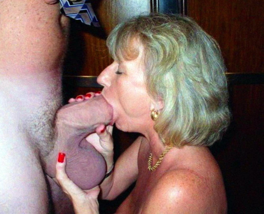 Milf Sucking Young Dick