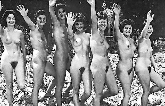 usa Nudist camp