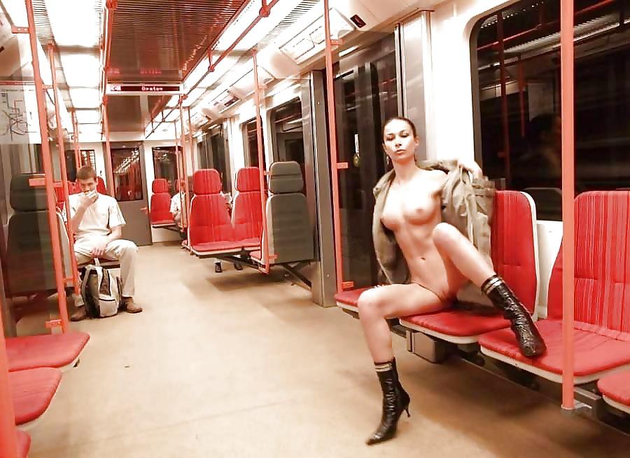 случае секс в метро онлайн фильм пробовала напялить
