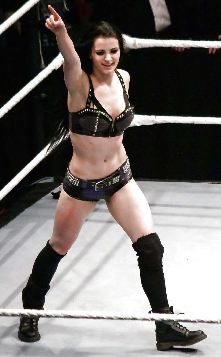Wwe Paige Bikini