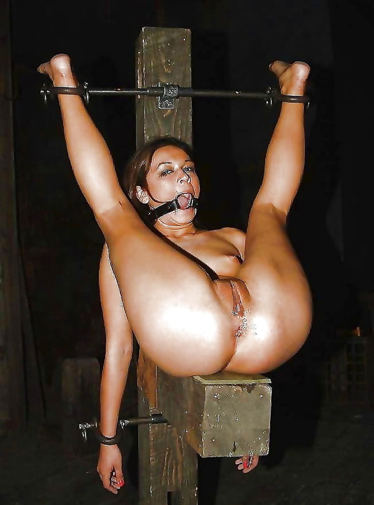 Mature Woman Tied Up And Anally Tortured By Her Husband