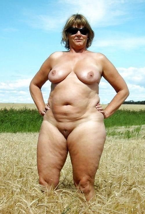 Naked Bbw Outdoors  Mature  - 72 Pics  Xhamster-6631
