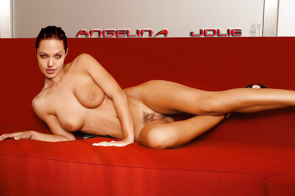 Angel jolie naked — img 4