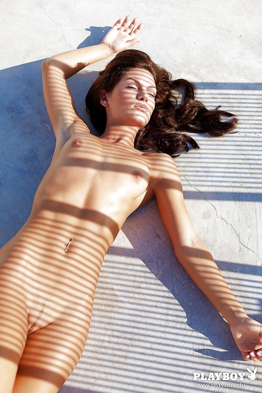 Playboy Verena Stangl