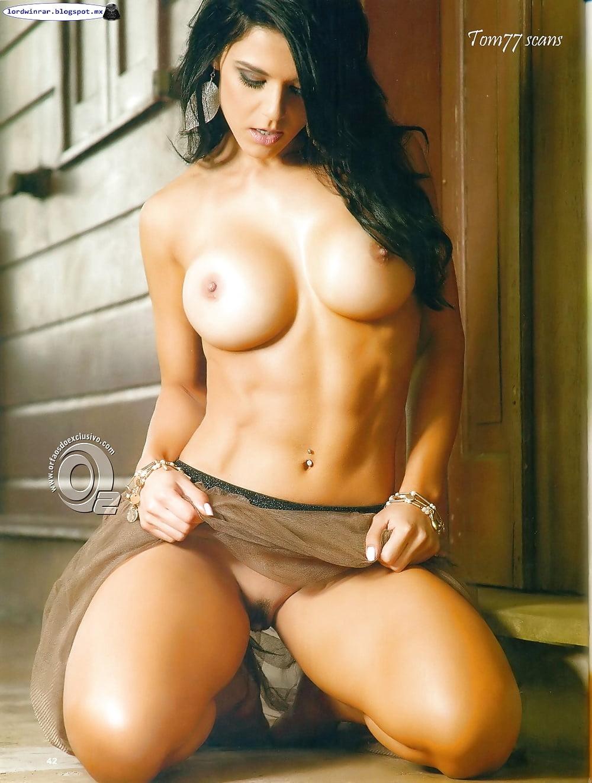 Beautiful nude fitness models-8002