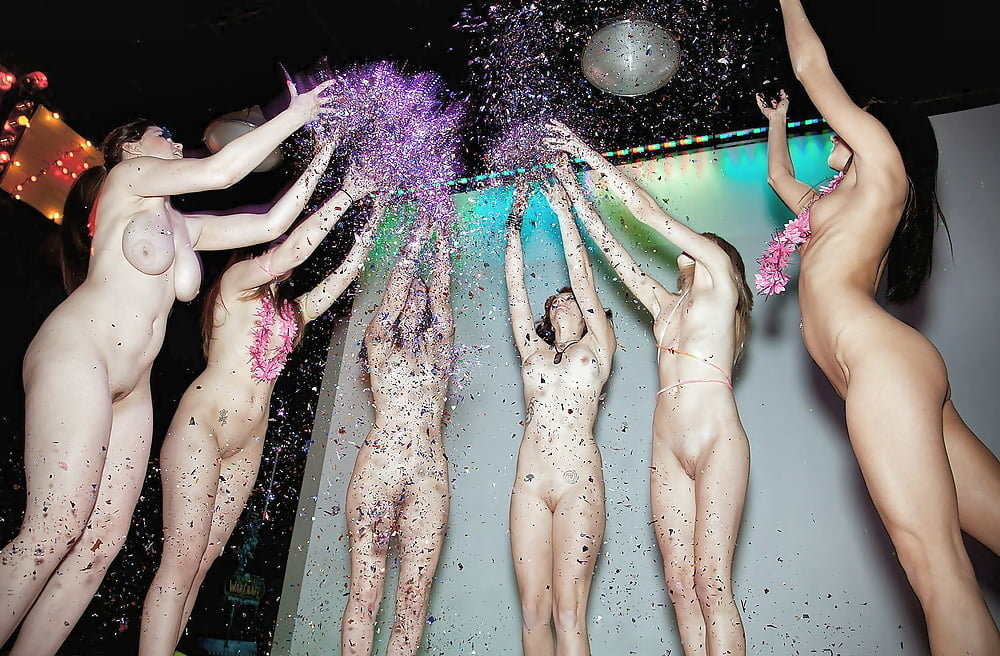 Rainbow parties nude — photo 7
