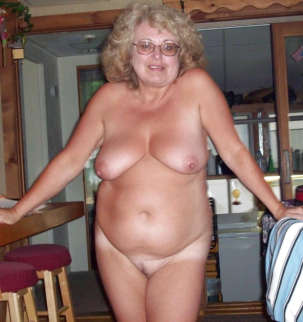 Ugli lady naked photo — 3