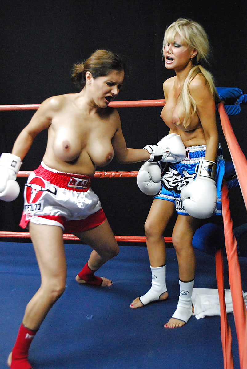 Nude female boxing videos