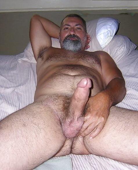 Turkish old men nude
