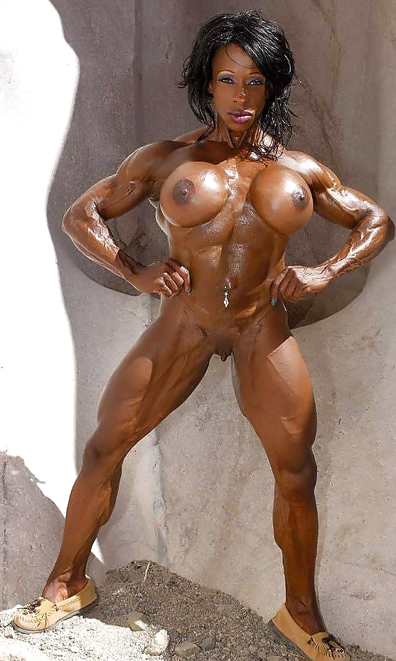 Women bodybuilders clitoris steroids — img 4