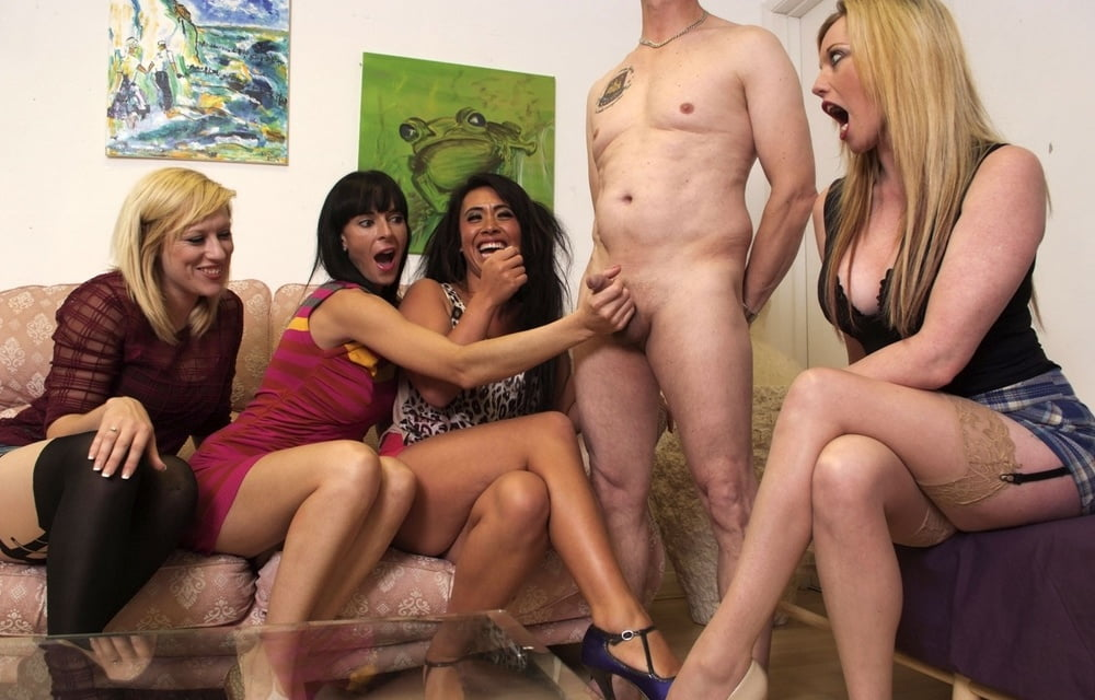 Hand job group porn — photo 2