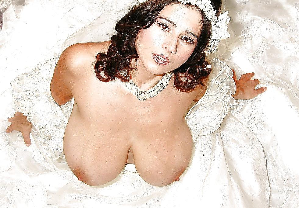 большие сиськи у невесты того