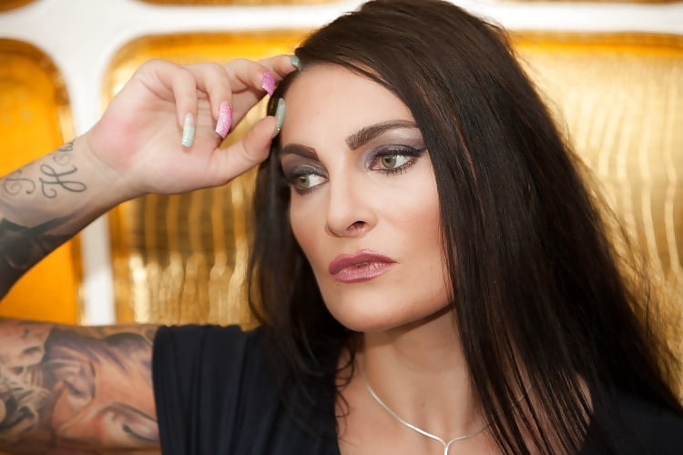 Virtual Reality Sex - German Milf Sandra Sturm with real big boobs