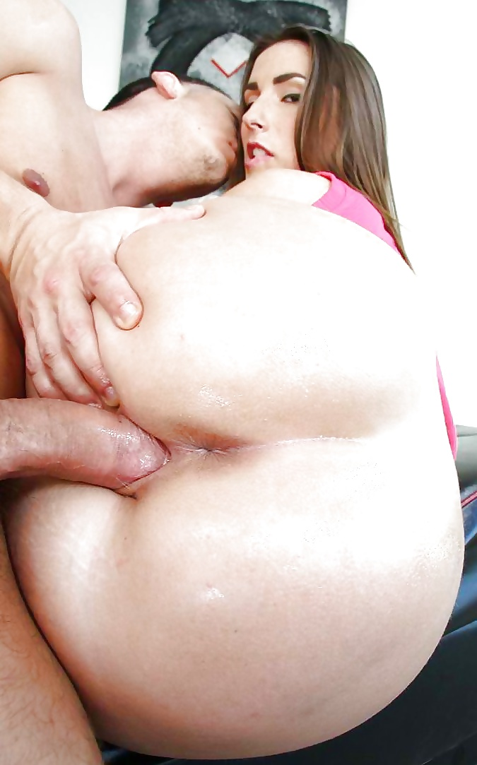 Giant ass girl in hot thong hardcore sex and facial cumshot