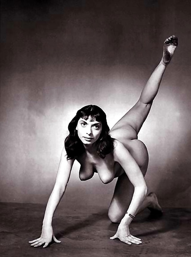 Lady day nude