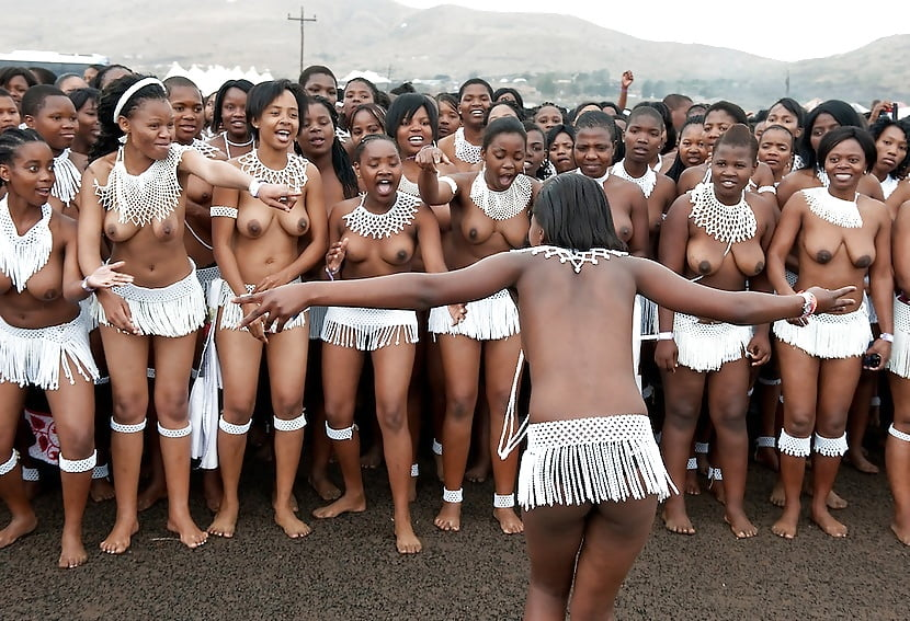 Sexy zulu chicks