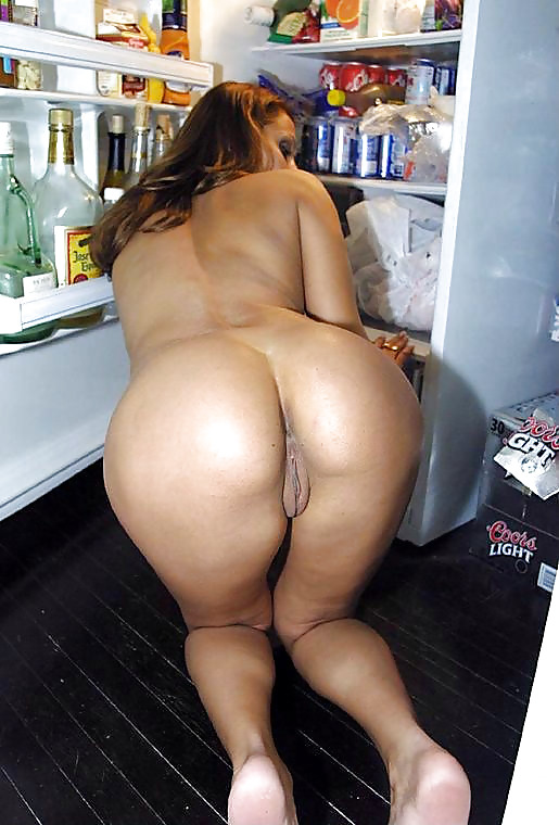 Woman with mom ass nude young