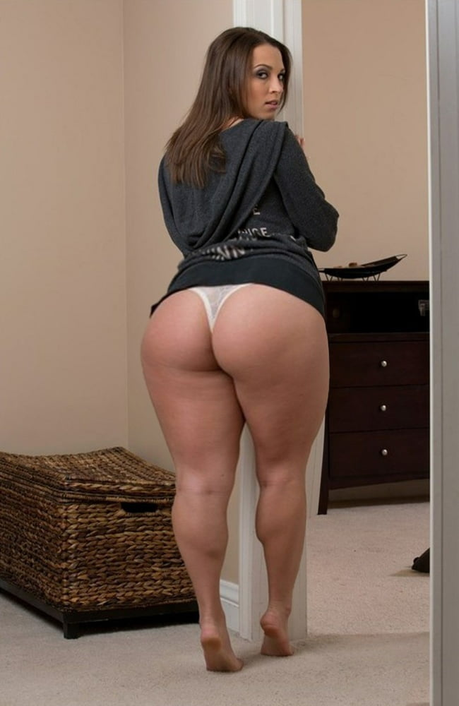 Thick naked girls big butt #8