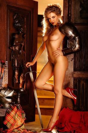 glamour model rachel